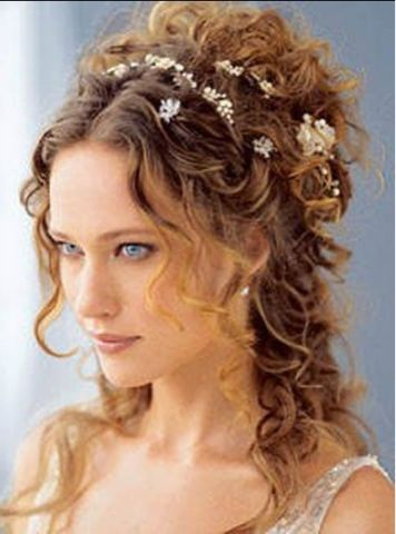 Love this Vintage/Victorian hairstyle, just not sure it would suit me.                                                                                                                                                     More