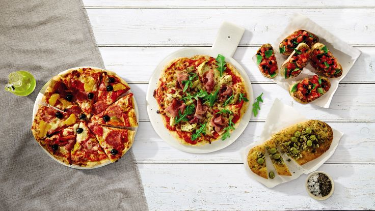 Whats your favourite pizza topping? #Win #EscapeToItaly #Specialbuys