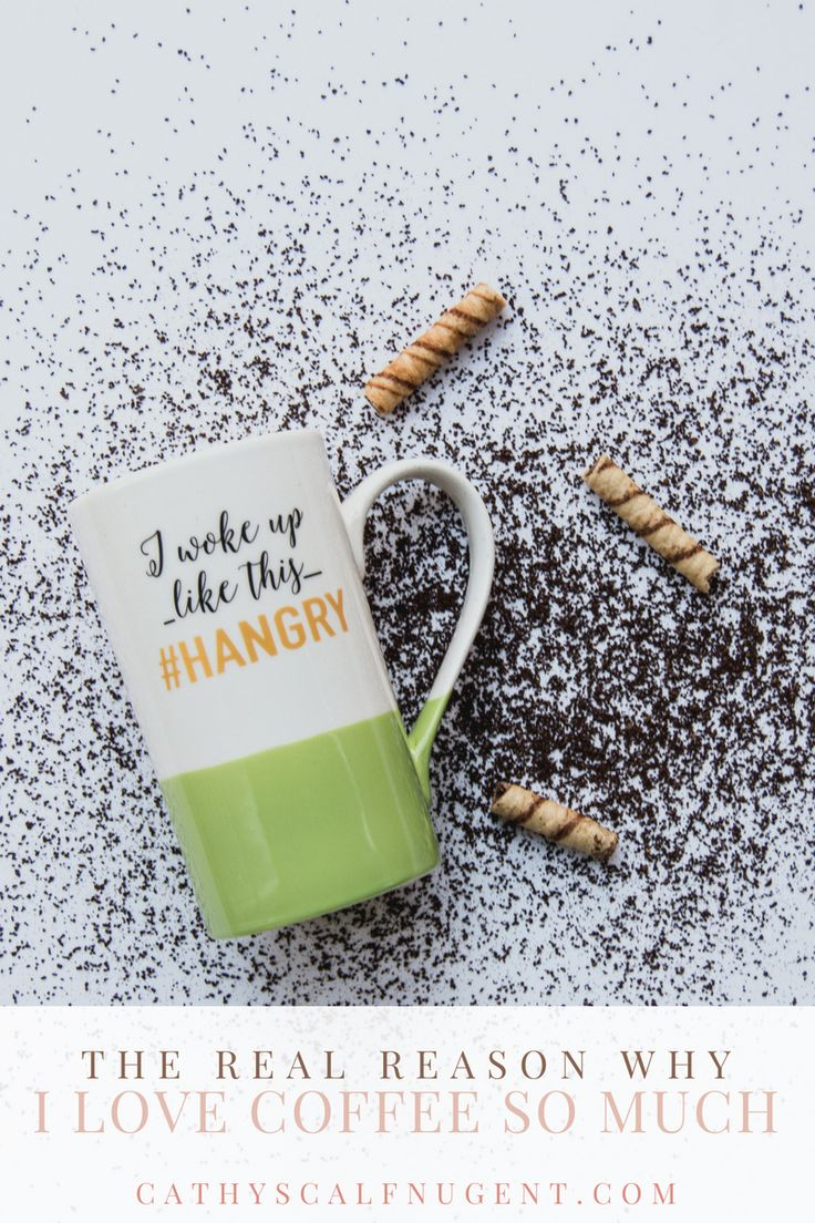The Real Reason I Love Coffee So Much, Why Coffee Is More Than a Drink, Small Business, Working from Home, Blogging from Home, Making Money From Home, Business Owner // Atlanta Certified Wedding Planner // cathyscalfnugent.com