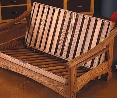 scouts handyman club of america is your source for diy project ideas how to futon frame