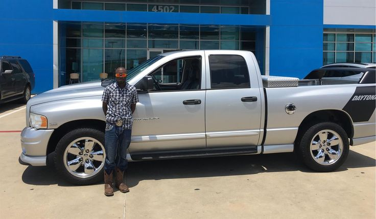 Rashad and Marvin, we appreciate your business!  Wishing you many miles of smiles from all of us here at Orr Chevrolet and CHARLES LEWIS.
