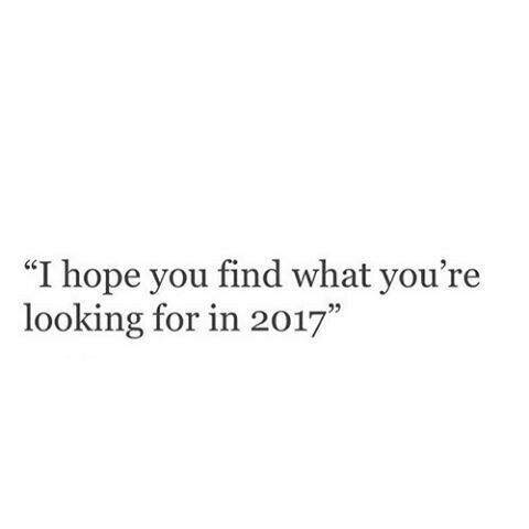 Time to focus on all the potentially great things that I've been avoiding. 2017, I'm coming for you. This WILL be my year. ❤️❤️❤️