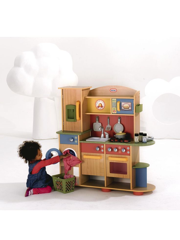 34 best Unisex Wooden Toy Kitchens images on Pinterest | Play ...