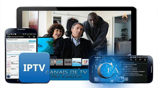 Veja como assistir em seu Celular ou SmartPhone canais abertos ou fechados com o Aplicativo IPTV. Acesse: https://youtu.be/dUgHVVazzxA