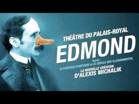 Edmond - La bande annonce / Théâtre du Palais-Royal - YouTube