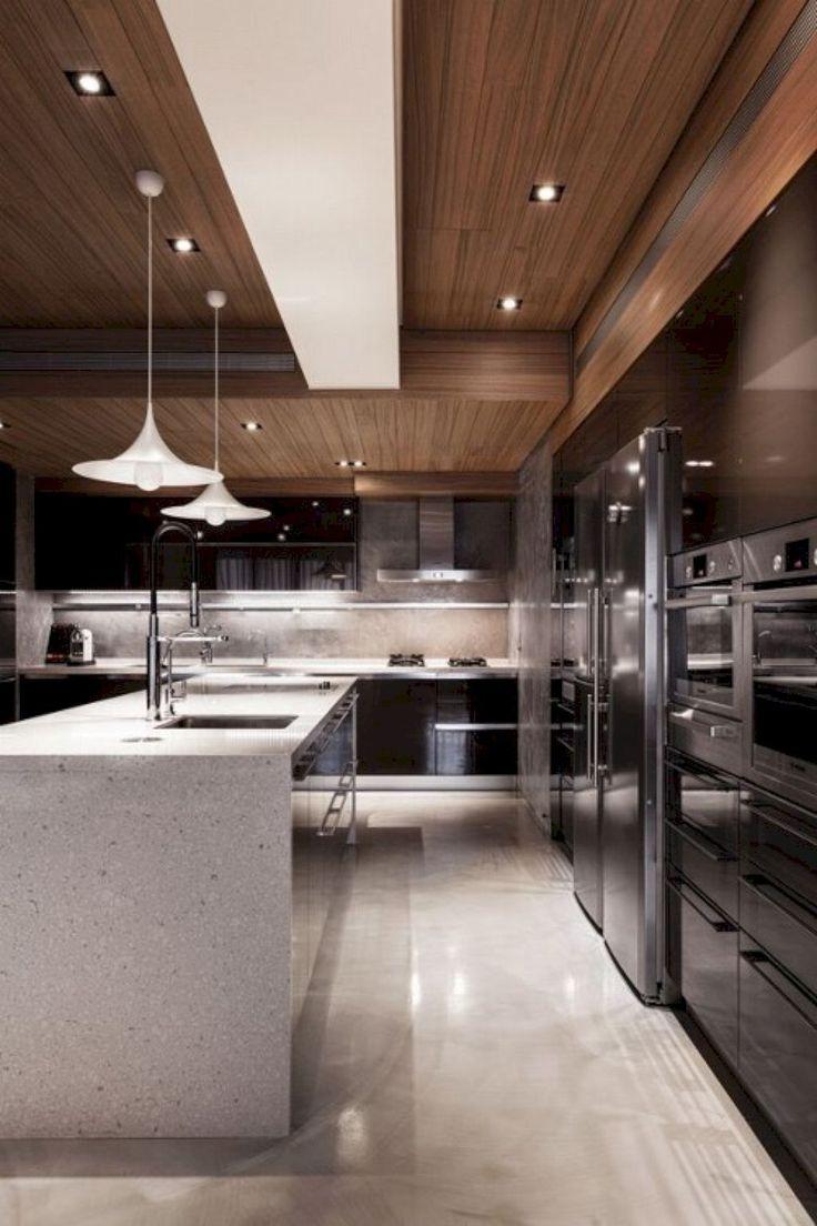 super elegant luxury kitchen ideas 24 - Luxury Contemporary Kitchens