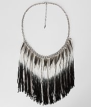 BKE Fringe Necklace: Necklaces Collection, Fringe Necklace, Woman Necklaces, Fringes Necklaces