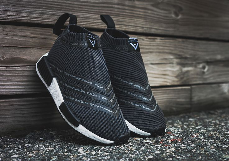 White Mountaineering x adidas NMD City Sock Available Now - SneakerNews.com