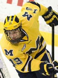Hockey notebook: Michigan makes line changes