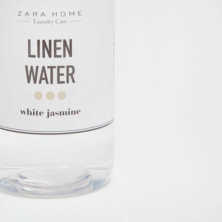 ÁGUA DE ENGOMAR WHITE JASMINE - Laundry - Cosméticos | Zara Home Brasil