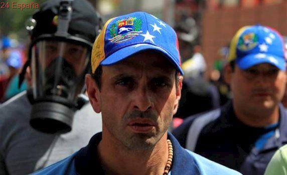 Capriles dice que la última sentencia del Supremo de Venezuela entierra «democracia participativa»