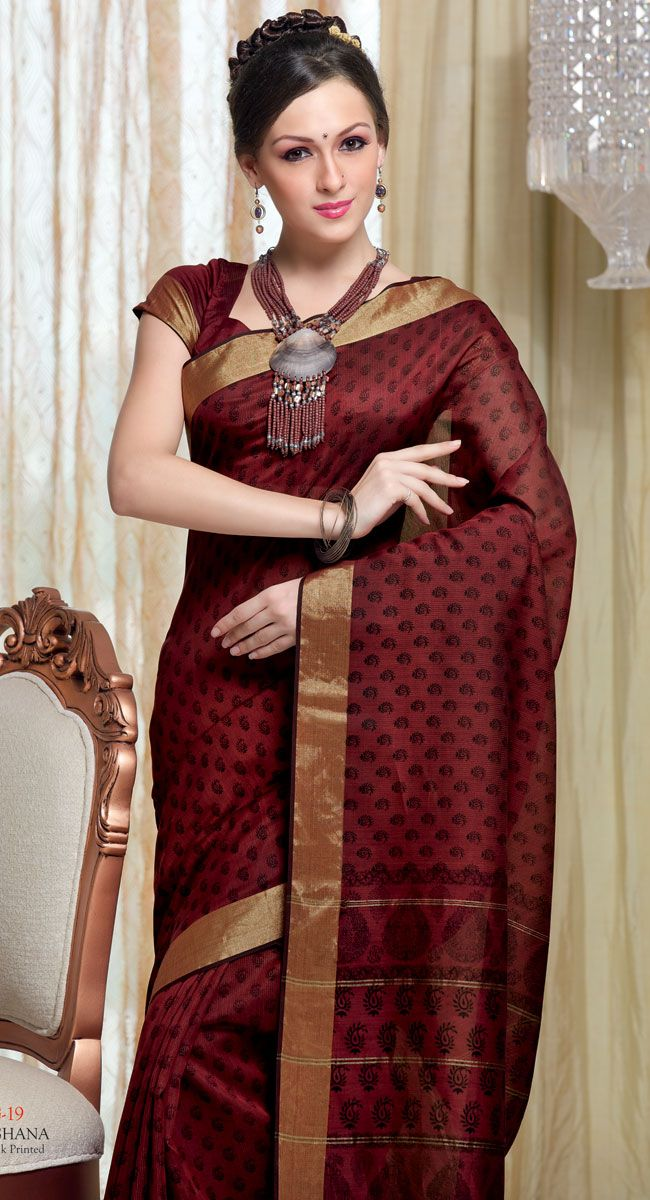 Lakshana CotSilk Saree -