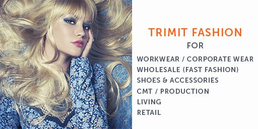 TRIMIT Fashion. Microsoft Dynamics NAV with functionality for the fashion industry. Manage your entire supply chain.