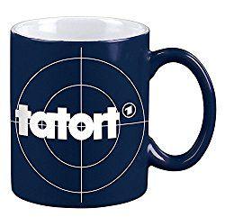 Die perfekte Geschenkidee für alle Tatort Fans ist diese coole Tasse