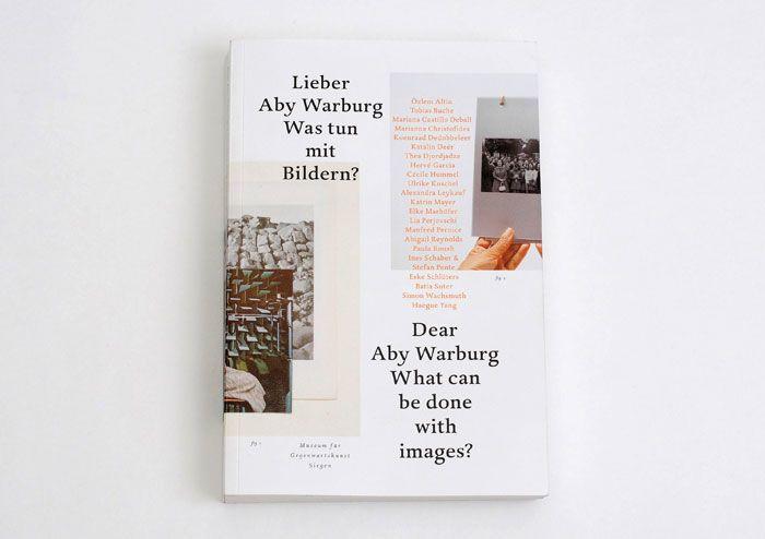 Lieber Aby Warburg Was tun mit Bildern?