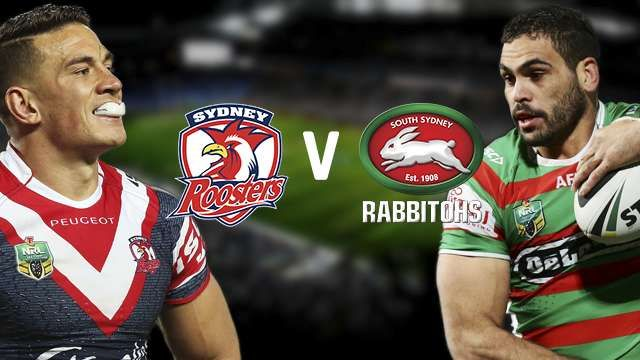Watch Sydney Roosters Vs South Sydney Rabbitohs Nrl Live Streaming Free Match Will Be Kick Off At Allianz Stadium Nsw Australia Thurs Nrl Live Nrl Streaming