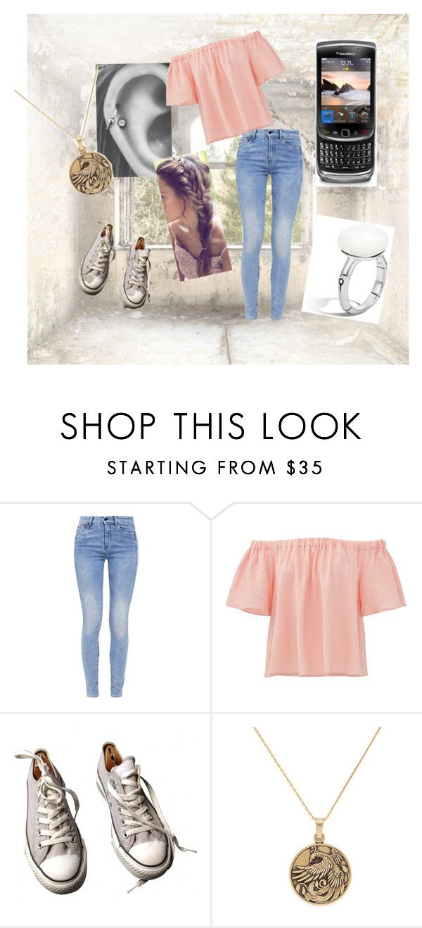 """""""Remi Gilbert #6"""" by sophie-l-marshall ❤ liked on Polyvore featuring G-Star, Rebecca Taylor, Converse, CO, Alex and Ani and John Hardy"""