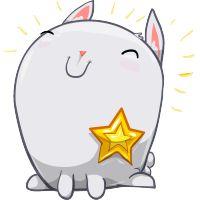 five star emoticons