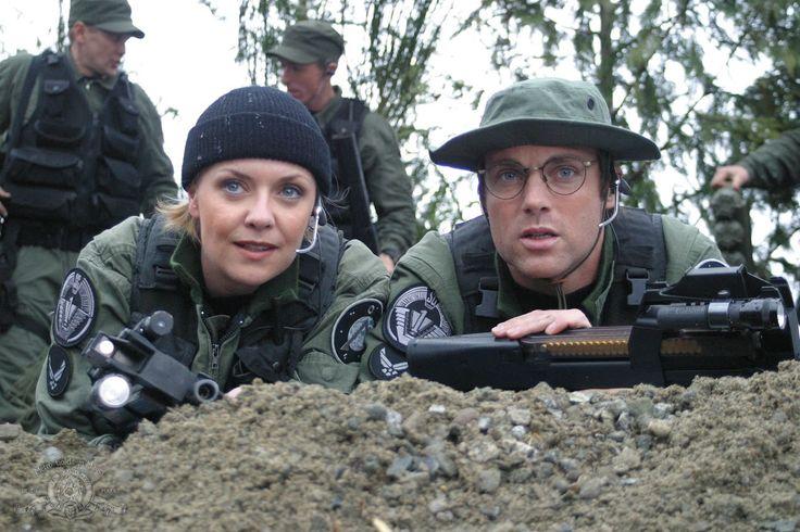 Samantha Carter and Daniel Jackson, Stargate SG-1