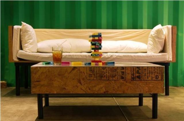iDEA Online - Interior - Furnitur - Furnitur Daur Ulang Tetap Cantik