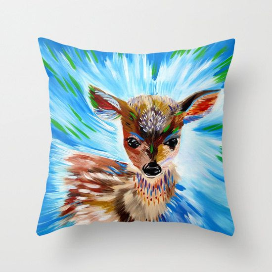 pillow case, pillow cases, case for a cushion, cushion cases, cushion case, bright pillows, bright pillow, cushion for couch, cover, fawn