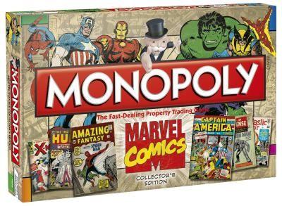 Monopoly - Marvel