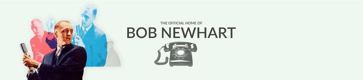 The Official Home of Bob Newhart