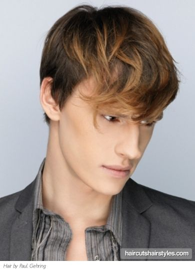 1000 ideas sobre peinados masculinos en pinterest - Nuevos peinados hombre ...