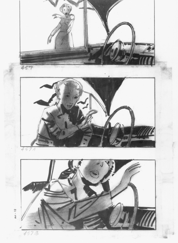 Storyboarding terror: Hitchcock's The Birds turns 50 | British Film Institute