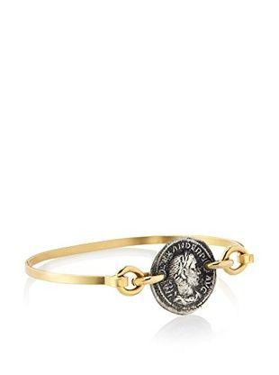 60% OFF Linda Levinson Coin Bracelet