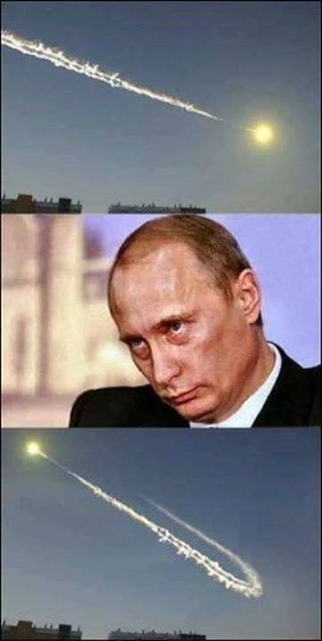 Vladimir Poutine-Senpai est BADASS. <3