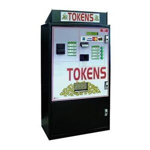 MC940-CC Standard Token Change Machine