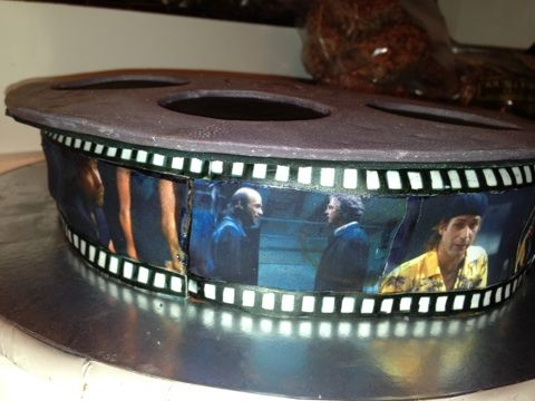 kevin gage film roll cake