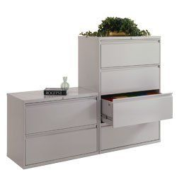 mbi lateral file cabinets putty by mbi efficiently store all your paperwork