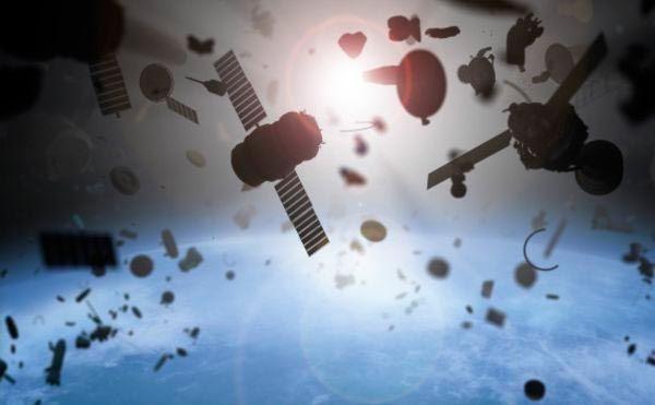 Perigo em órbita: o avanço do problema do lixo espacial / Aumento na quantidade de detritos na órbita da Terra ameaça satélites e estações espaciais