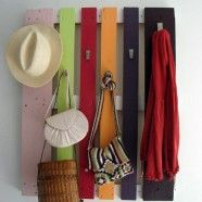 coat rackCoats Racks, Wooden Pallets, Pallets Coats, Coat Racks, Pallets Ideas, Wood Pallets, Diy, Old Pallets, Pallets Projects