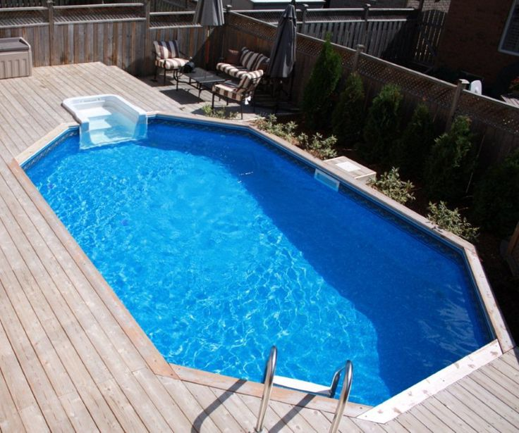 216 Best Above Ground Pool Ideas Images On Pinterest