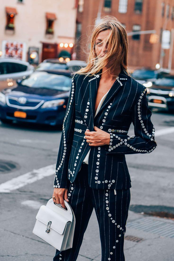 September 13, 2015  Tags Ada Kokosar, Balenciaga, Suits, New York, Edun, SS16 Women's
