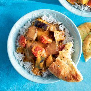 Recept - Indiase tomatencurry met biefstuk - Allerhande