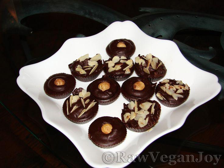 Raw Vegan Joy – Ciocolata raw