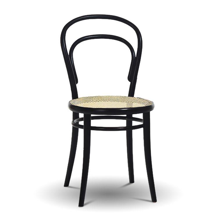 Ton Chair 14 med flätad sits | Olsson & Gerthel