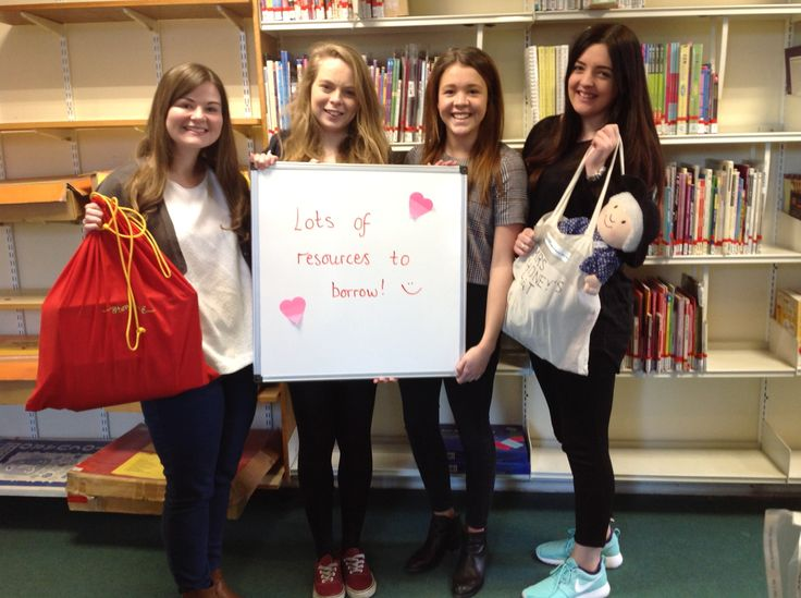 #NLD15 Yes, from books to story sacks and more!
