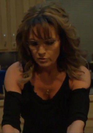 Sarah palin face fucked