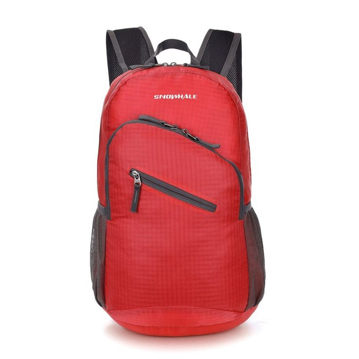 SNOWHALE Packable Handy Lightweight Travel Backpack Water Resistant Daypack 0713 -- For more information, visit now : Day backpacks