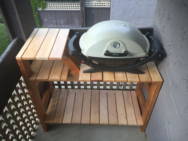 Pin By Sean Raps On Patio Bbq Table Grill Stand