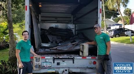 Looking for the Junk Removal Services, take their service. If these are not removed, these will cause the harm to the nature. Thus, take the service of the company for this work.  @ https://www.yourcleanoutguys.com