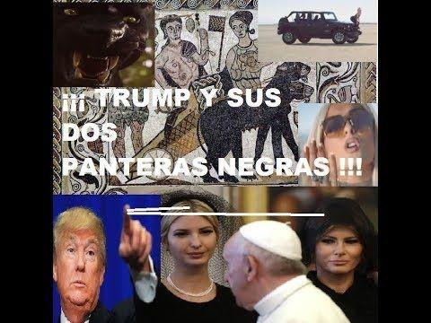 ¡¡¡ TRUMP Y SUS DOS PANTERAS NEGRAS !!! Consp 2017 cap 647 - http://www.misterioyconspiracion.com/trump-y-sus-dos-panteras-negras-consp-2017-cap-647/