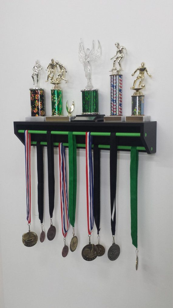 trendy display medal holder running bib display running