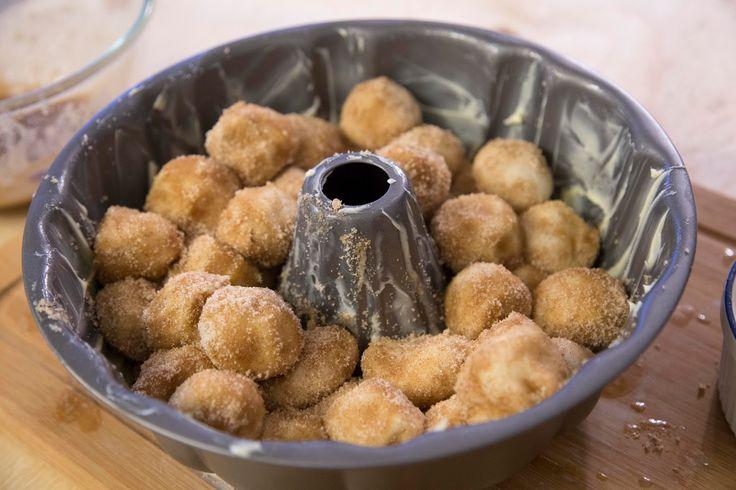 Cinq Fourchettes etc.: Pimp ton Monkey Bread avec les chocolats Lindt!