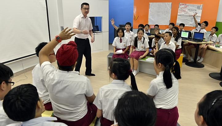 SINGAPORE - Singapore has done it again, topping the biggest global school rankings published by the OECD (Organisation for Economic Co-operation and Development). Asian countries took the top five spots; African countries were at the bottom.